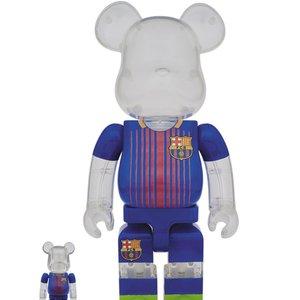 BE@RBRICK FC Barcelona 100% & 400%