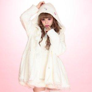 J-Fashion / Coats / Swankiss Warm & Cozy Hooded Coat