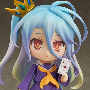 Figures & Dolls / Bishoujo Figures / Chibi Figures / Nendoroid No Game No Life Shiro