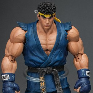Figures & Dolls / Action Figures / Storm Collectibles Street Fighter V Ryu -Special Edition Blue Ver.-