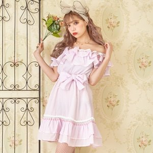 Swankiss DR Frilly Rococo Dress