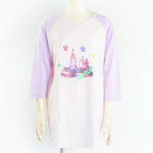 milklim Castle Raglan Top