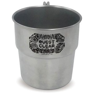 Monster Hunter XX Quest Clear Stainless Steel Stacking Mug