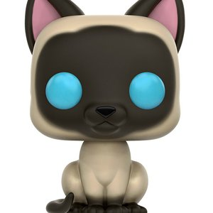 Toys & Knick-Knacks / Soft Vinyl Figures / Pop! Pets: Siamese