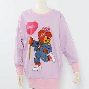 milklim Balloon Bear Big Sweater