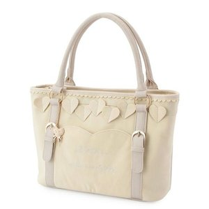 LIZ LISA Lots of Hearts Tote Bag