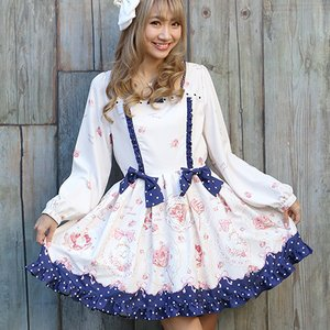 LIZ LISA Sweet Plates Dress