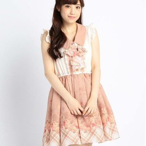 LIZ LISA Sleeping Beauty Floral Dress