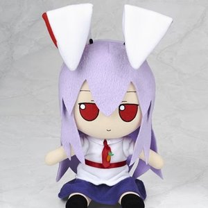 Touhou Project Plush Series #30: Reisen Udongein Inaba (Hisouten Ver.)