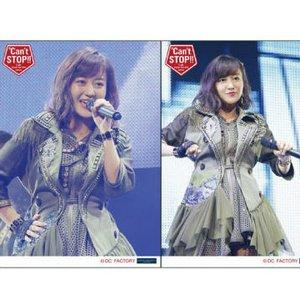 ℃-ute Concert Tour 2015 Autumn ℃an't Stop!! Live Solo 2-Photo Set: Mai Hagiwara