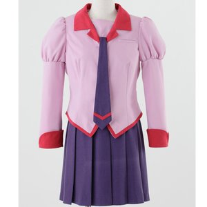 Bakemonogatari Naoetsu Private High School Girl's Uniform