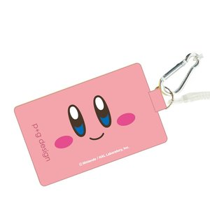 Kirby's Dream Land Pass Case
