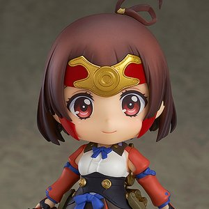 Nendoroid Kabaneri of the Iron Fortress Mumei