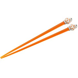 Home & Kitchen / Chopsticks & Cutlery / Star Wars BB-8 Mascot Chopsticks
