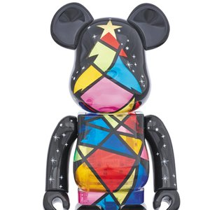 Toys & Knick-Knacks / Collectable Toys / 2016 Xmas BE@RBRICK 400% Stained Glass Tree