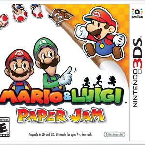 Mario & Luigi: Paper Jam (3DS)