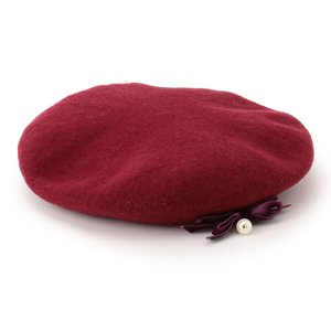 J-Fashion / Hats / LIZ LISA Basque Ribbon Beret