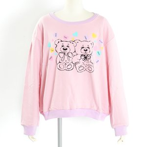 milklim Twin Bears Sweatshirt