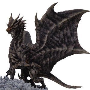 Figures & Dolls / Scale Figures / Capcom Figure Builder Monster Hunter Kushala Daora