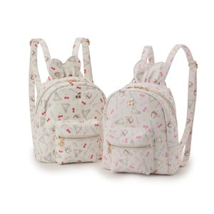 LIZ LISA Picnic Rabbit Backpack