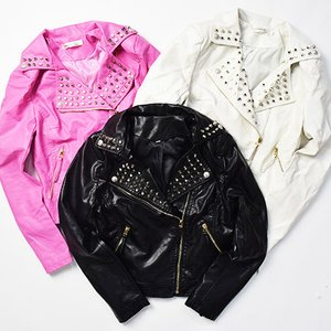 ACDC RAG Studded Riders Jacket