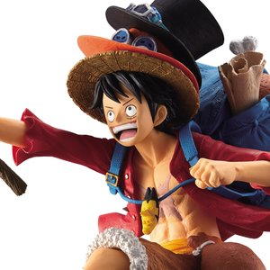 One Piece Monkey D. Luffy Figure (Enthusiast Ver.)