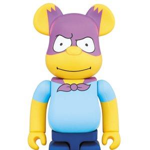 BE@RBRICK The Simpsons Bartman 400%