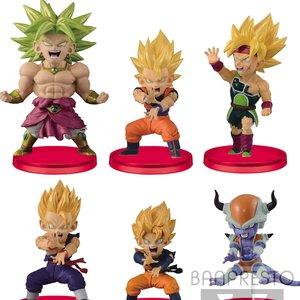 Dragon Ball Z World Collectable Figure ~Battle of Saiyans~ Vol. 4
