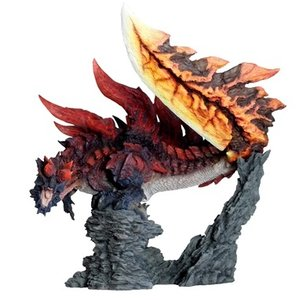 Figures & Dolls / Scale Figures / Capcom Figure Builder Monster Hunter Hellblade Glavenus