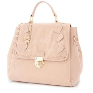 LIZ LISA Lots of Hearts Multifunction Purse