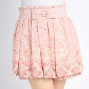 LIZ LISA Sleeping Beauty Sukapan Skirt