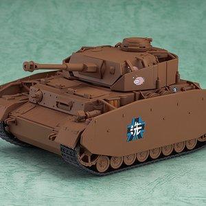 Figures & Dolls / Scale Figures / Figure Accessories / Nendoroid More Panzer IV Ausf. D (H Spec)