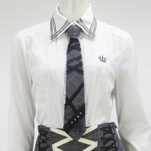 Ozz Oneste Glen Check Necktie