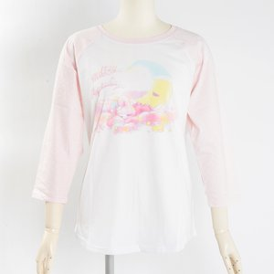 milklim Suya Suya Tonight Long-Sleeved Shirt