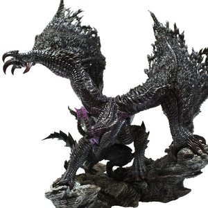 Figures & Dolls / Scale Figures / Capcom Figure Builder Monster Hunter Gore Magala