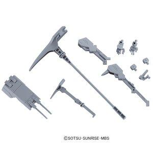 Toys & Knick-Knacks / Plastic Models / HG 1/144 Gundam: IBO 2nd Season Mobile Suit Option Set 8 & SAU Mobile Worker