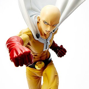 Figures & Dolls / Scale Figures / One-Punch Man Saitama 1/6 Scale Figure