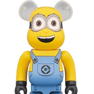 BE@RBRICK Despicable Me 3 Dave 400%