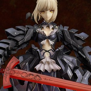 Fate/stay night Saber Alter: huke Collaboration Package 1/7 Scale Figure w/ A3 Replica Print