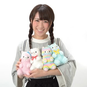Plushies / Medium Plushies / Alpacasso Sitting Plush Collection (Standard)