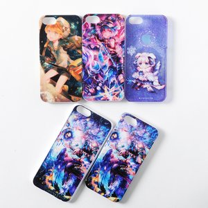 Stationery / Smartphone Cases / Vivid Worlds of sshigaraki iPhone Cases