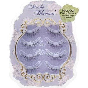 J-Fashion / Makeup & Beauty / Miche Bloomin' No. 03 Pure Sweet Eyelashes