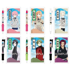Stationery / Pens & Writing Supplies / Touken Ranbu -ONLINE- Uchiban Mechanical Pencils Vol. 6