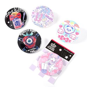 J-Fashion / Other Accessories / LISTEN FLAVOR Creators' Collabration Badges