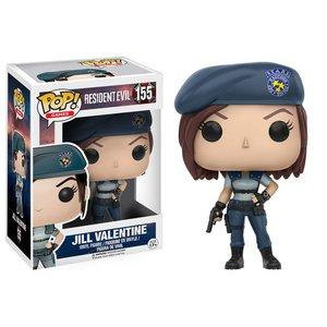 Toys & Knick-Knacks / Soft Vinyl Figures / Pop! Games: Resident Evil - Jill Valentine