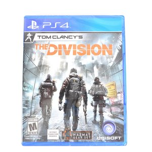 Gaming / Video Games / Tom Clancy's The Division (PS4)