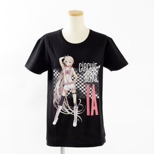 IA x Super GT T-Shirt (Black)