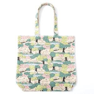 Rilakkuma Korilakkuma to Atarashii Otomodachi Tote Bag