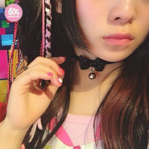6%DOKIDOKI Honey Kitty Choker