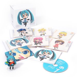 CD & DVD/Blu-ray / Game Music / Other Music / Hatsune Miku Project Mirai Complete